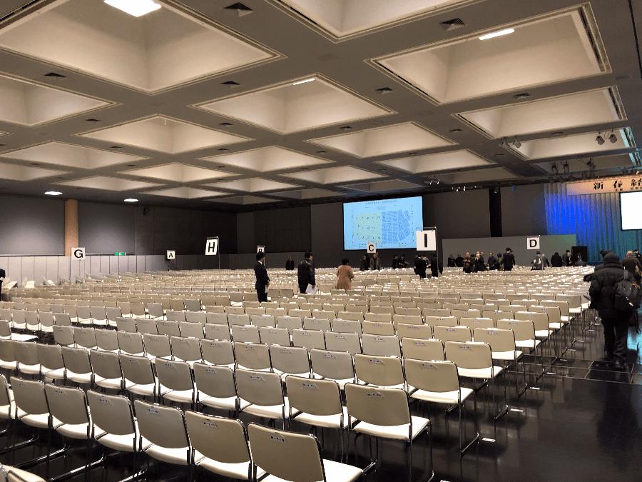 京都銀行新春経済講演会【2020】に行ってきた