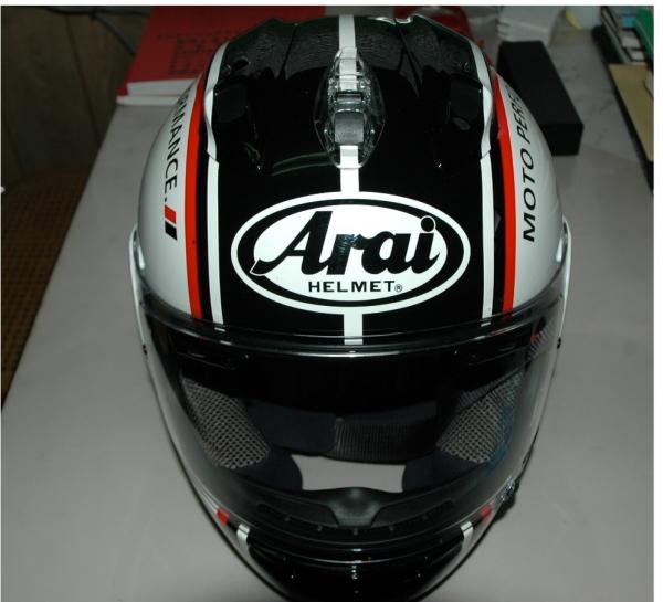クシタニ70周年記念ヘルメット誕生です。